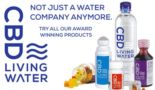 What is CBD Living Water