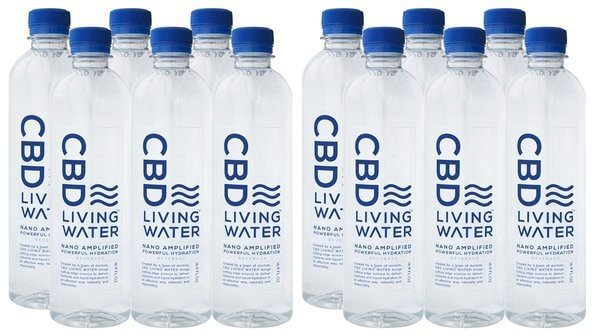 What is CBD water